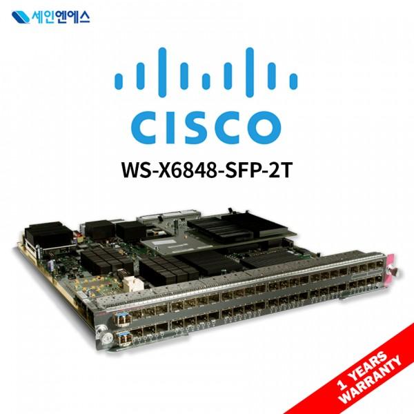 WS-X6848-SFP-2T