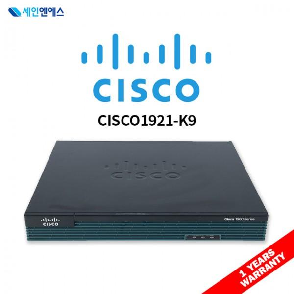 [중고] CISCO1921/K9 Router 시스코 라우터 재고보유 국내발송