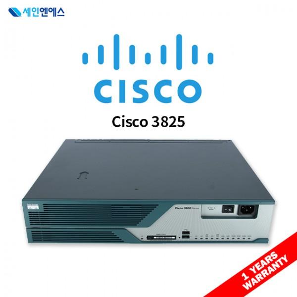 [중고] Cisco3825 시스코 라우터 재고보유 국내발송
