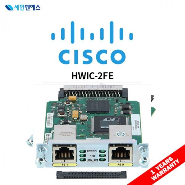 HWIC-2FE
